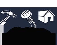Habing Timmerwerken uit Beilen : Afbouw, verbouw, nieuwbouw, renovatie, metselen, tegelen, sloopwerk, betonwerk, damwandplaten monteren en nog meer!