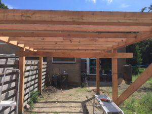 Carport bouwen
